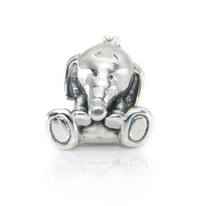 Bamboo the Elephant Charm