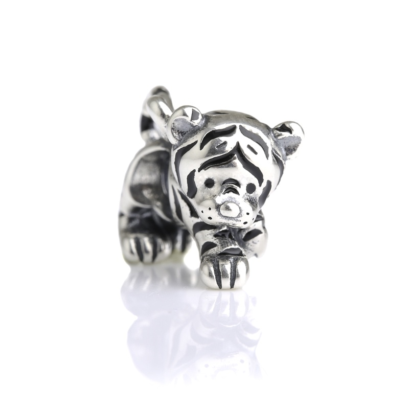 Kitty the Tiger Charm
