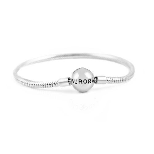 Aurora Sterling Ezüst Karkötő