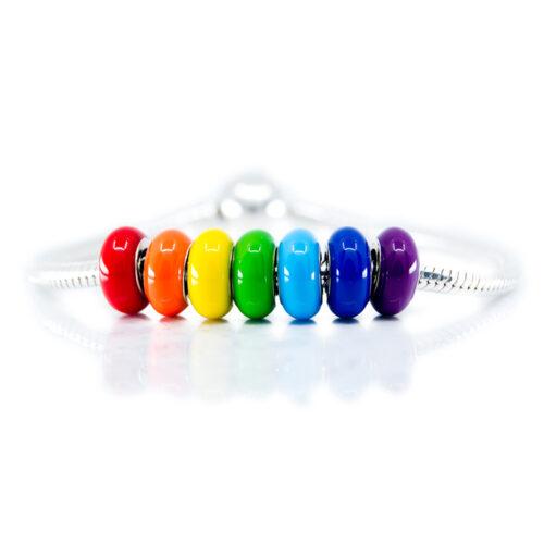 rainbow 7 bracelet