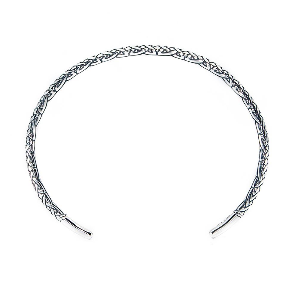 Celtic Bangle Bracelet