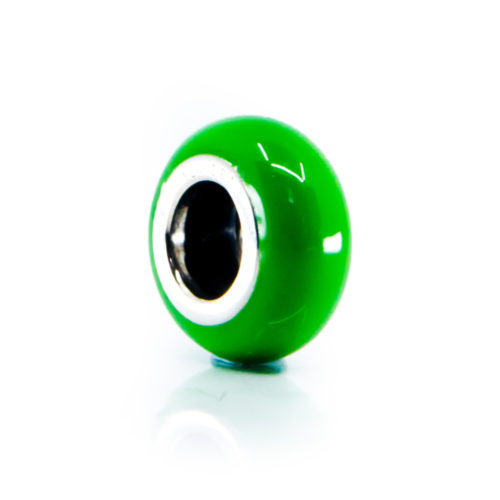 green spacer stopper