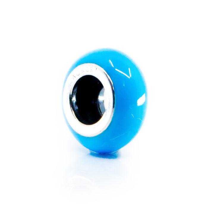 light blue stopper spacer