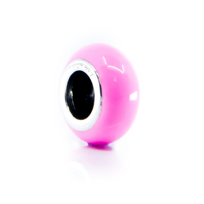 pink stopper spacer