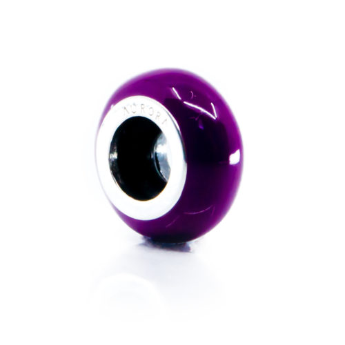 purple stopper spacer