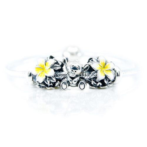 the white koala bracelet