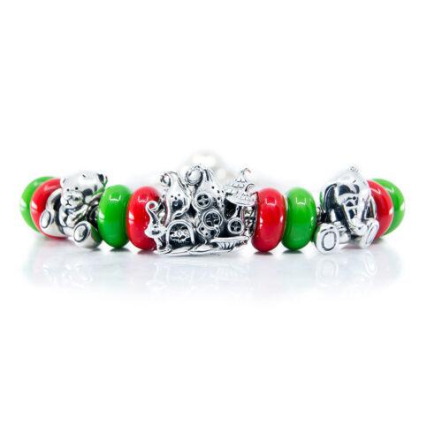 christmas bracelet