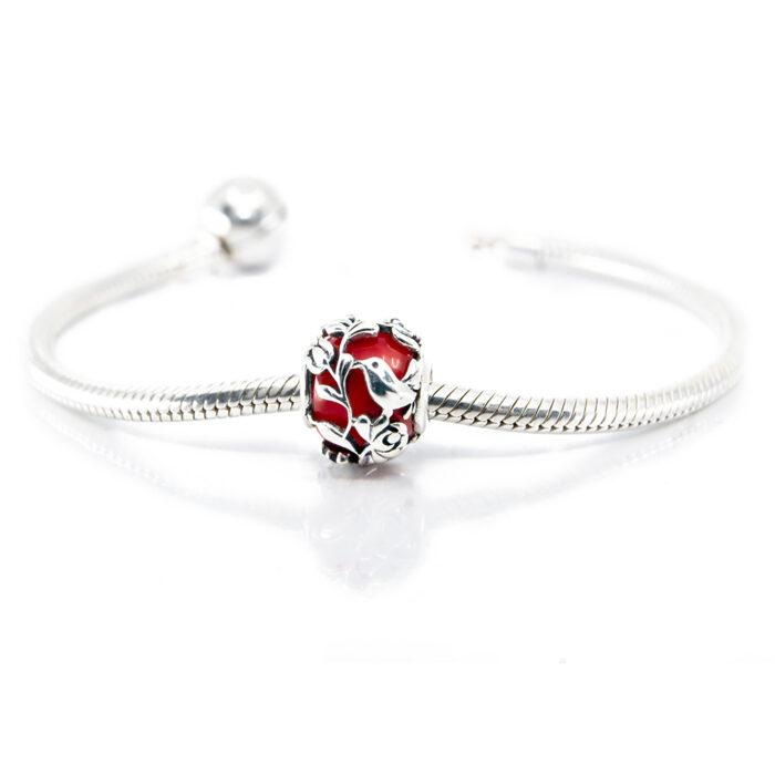 Lovers Song on bracelet